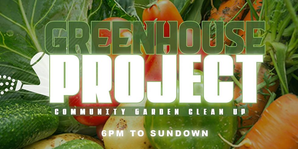 Community Garden Clean Up