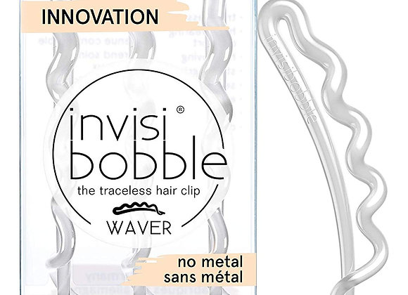 Invisibobble Waver Plus Color Crystal Clear