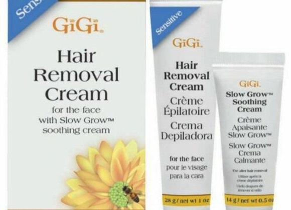 Gigi - Sensitive Facial Hair Removal Cream