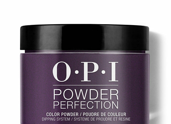 OPI Powder Perfection, 1.5 oz (Scotland Collection) - Good Girls Gone Plaid
