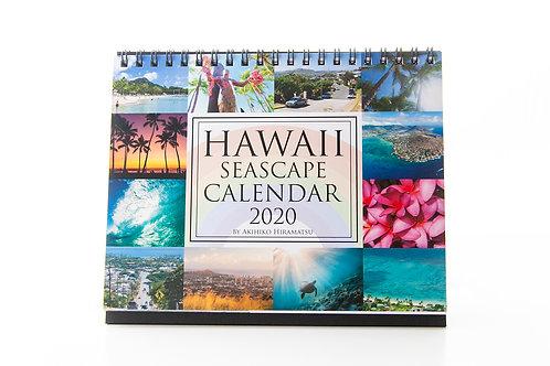 2020年版ハワイ卓上カレンダー