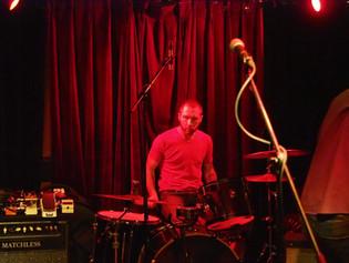 Travis Richter - Our Drummer