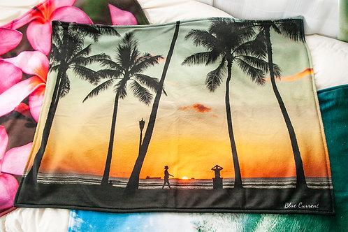 【ブランケット】Hawaiian sunset