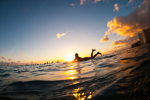Waikiki Sunset Surf