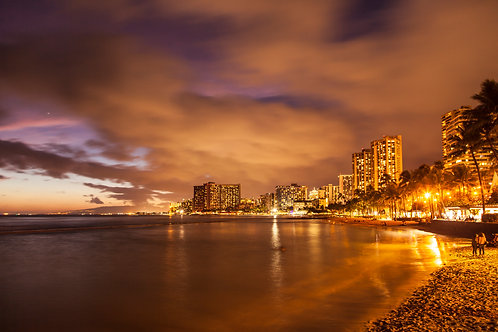 Waikiki Night