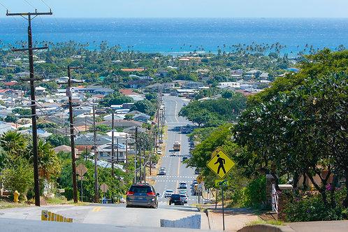 Kilauea Ave