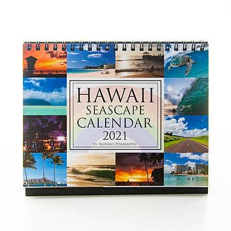 2021年版ハワイ卓上カレンダー