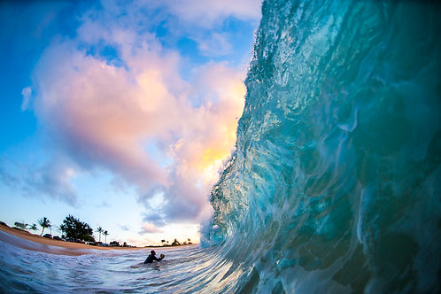 Sandybeach shorebreak madness