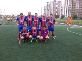 Campeonato de fútbol 5 DQM