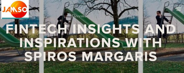 Fintech Insights and inspirations with Spiros Margaris