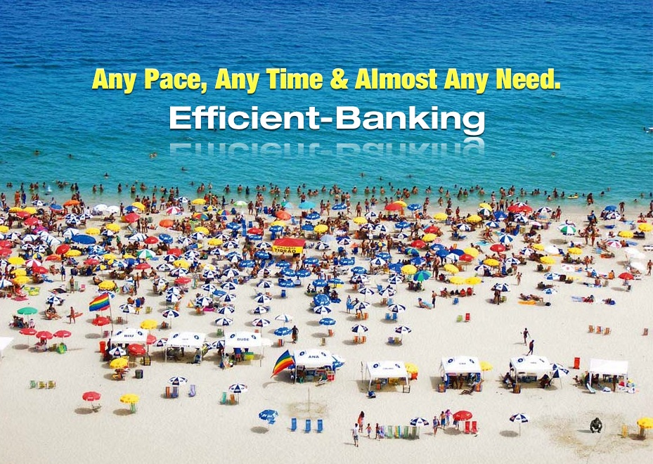 Efficient-Banking Slogan MARGARIS ADVISORY