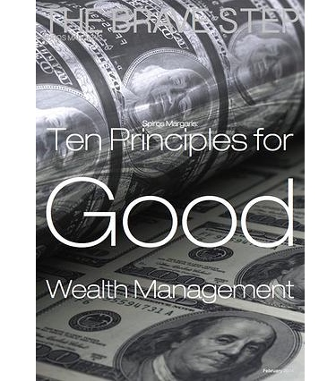 Ten Principles for Good Wealth Management - MARGARIS ADVISORY