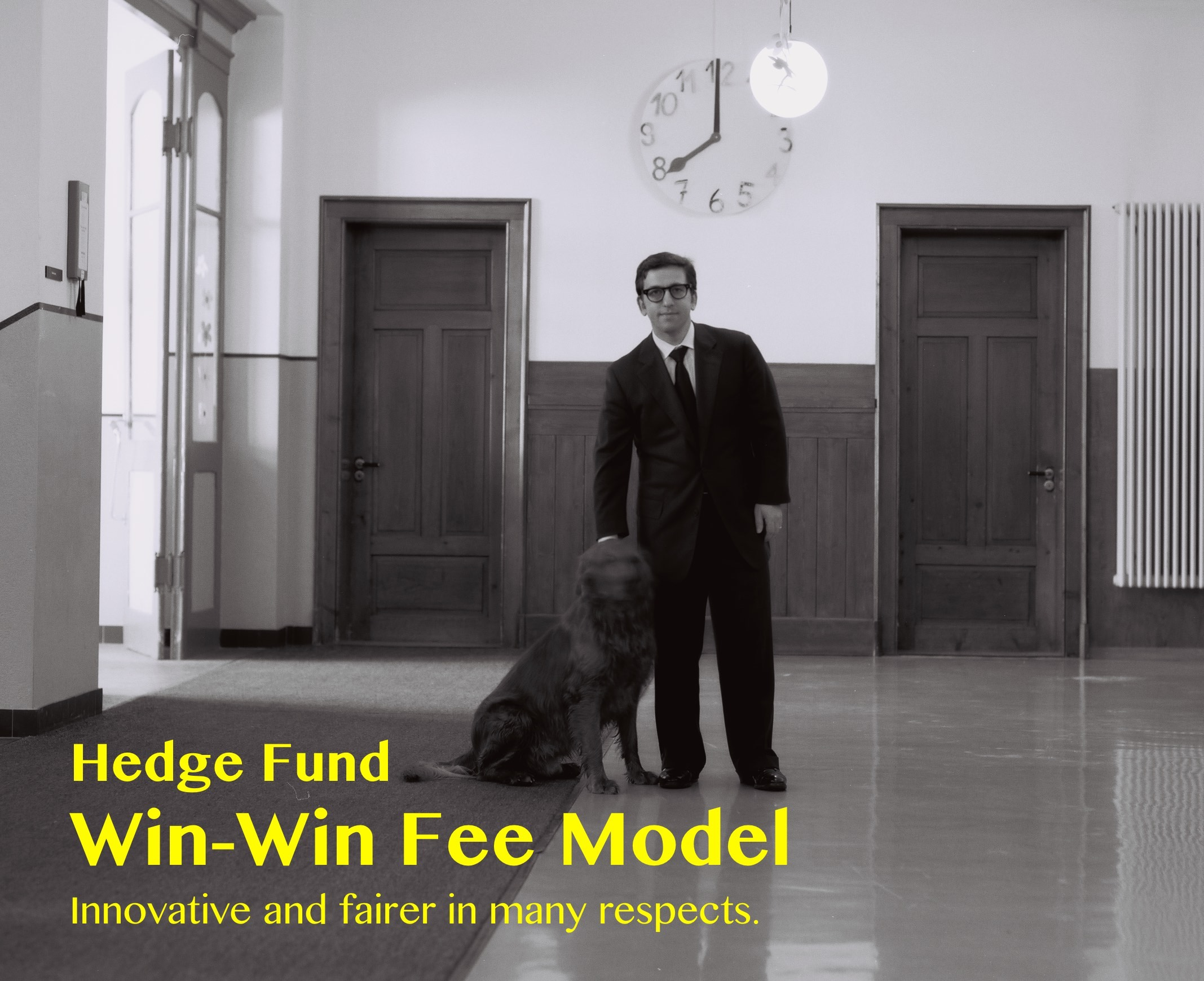 Hedge Fund Win-Win Fee Model - MARGARIS ADVISORY
