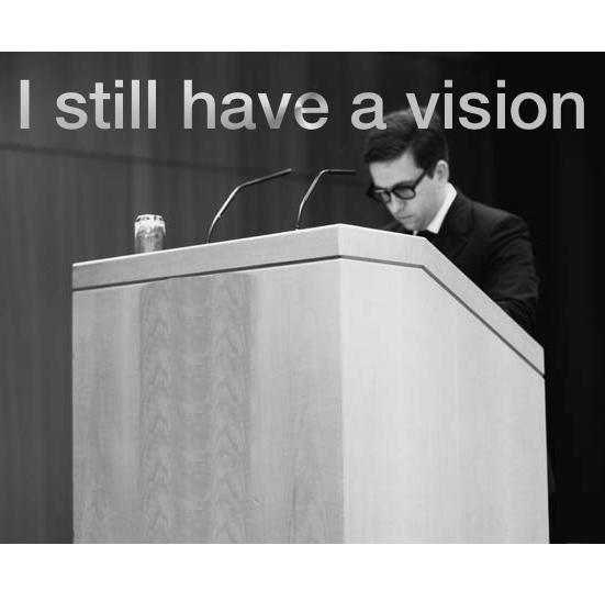 I still have a vision MARGARIS ADVISORY