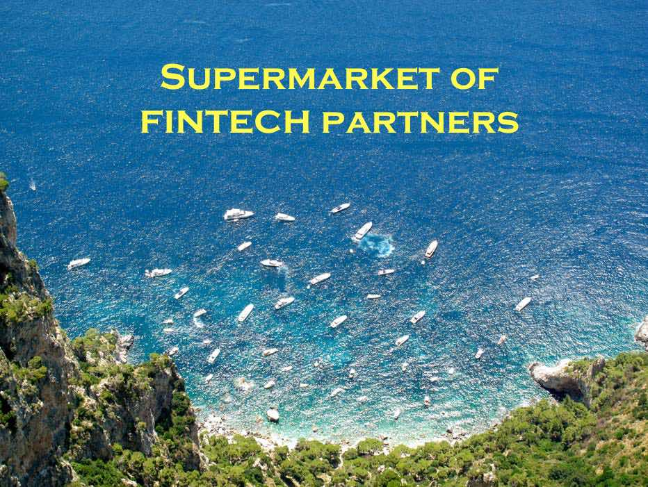 Supermarket of Fintech Partners - MARGARIS ADVISORY