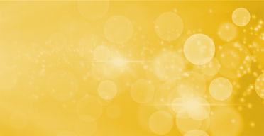 スピリチュアルな黄色の光
