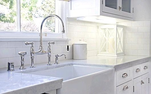 Barkano high quality farmhouse apron kitchen sinks for High quality kitchen sinks