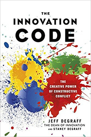 Voiceovers and The Innovation Code – The Not Silent Blog 7/18/17