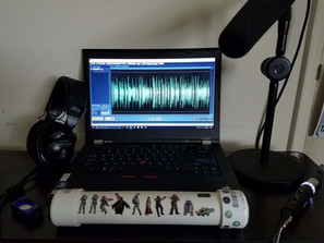 Dig My Mobile Recording Rig! – The Not Silent Blog 9/19/17