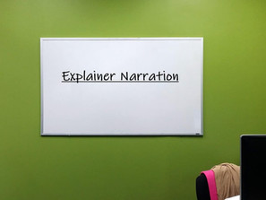 Voice Acting and the Explainer – The Not Silent Blog 2/23/21