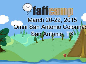 An Emergency FaffCamp Announcement! – The GKN Weekly Update 6/30/14