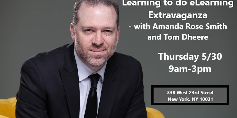 The VO Tech Deep Dive and eLearning Extravaganza!