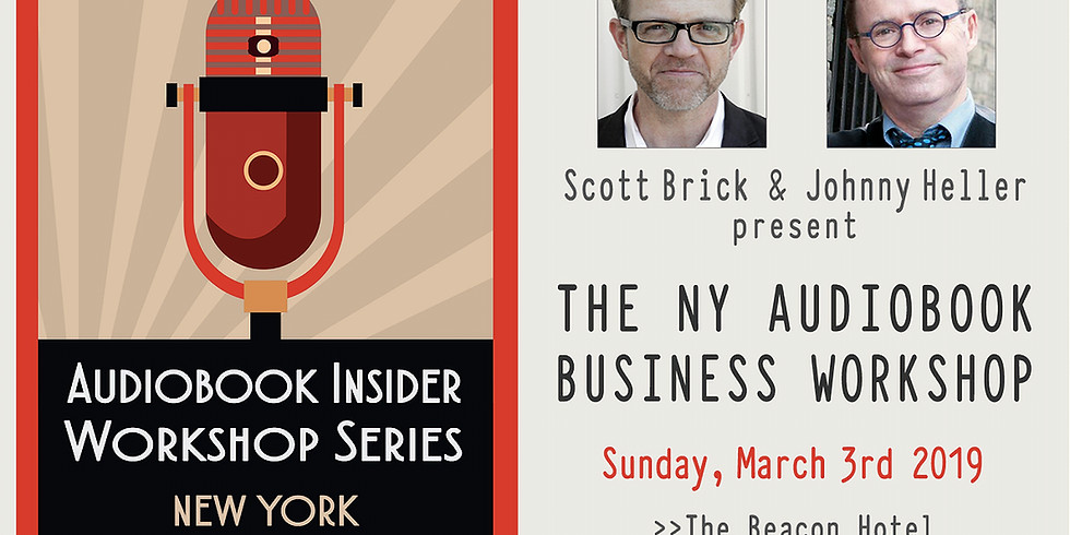 The NY Audiobook Business Workshop