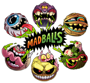 Voiceovers And Madballs – The Not Silent Blog 3/28/17