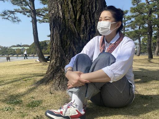 春のお散歩オススメコーデ!【10%オフは3月31日まで!】