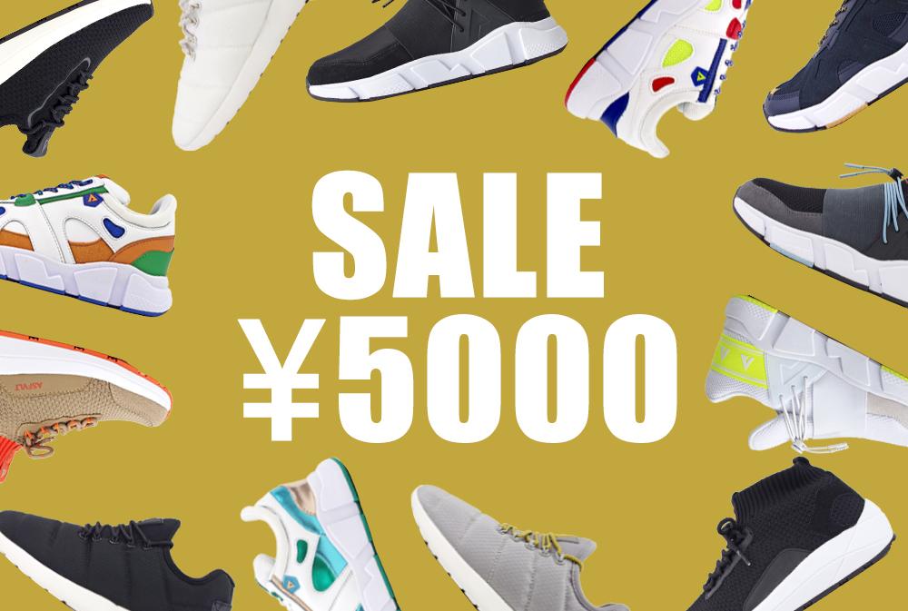 SALE¥5000
