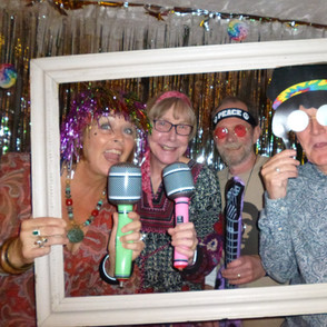 40th Celebration: Photo Booth