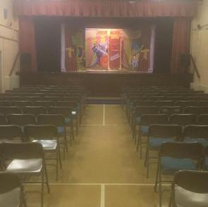 Panto Stage Setup
