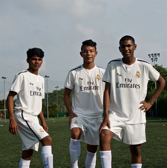 Real Madrid Singapore Tour