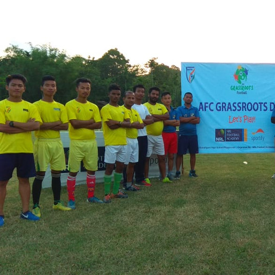 AFC Grassroots Day Celebration