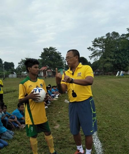 Bokakhat District Championship A-Division Football League