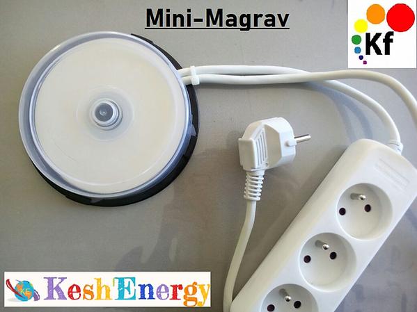 Mini magrav keshe foundation kesh'energy