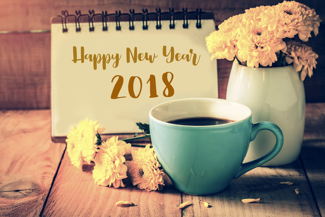 2018 sera votre année !