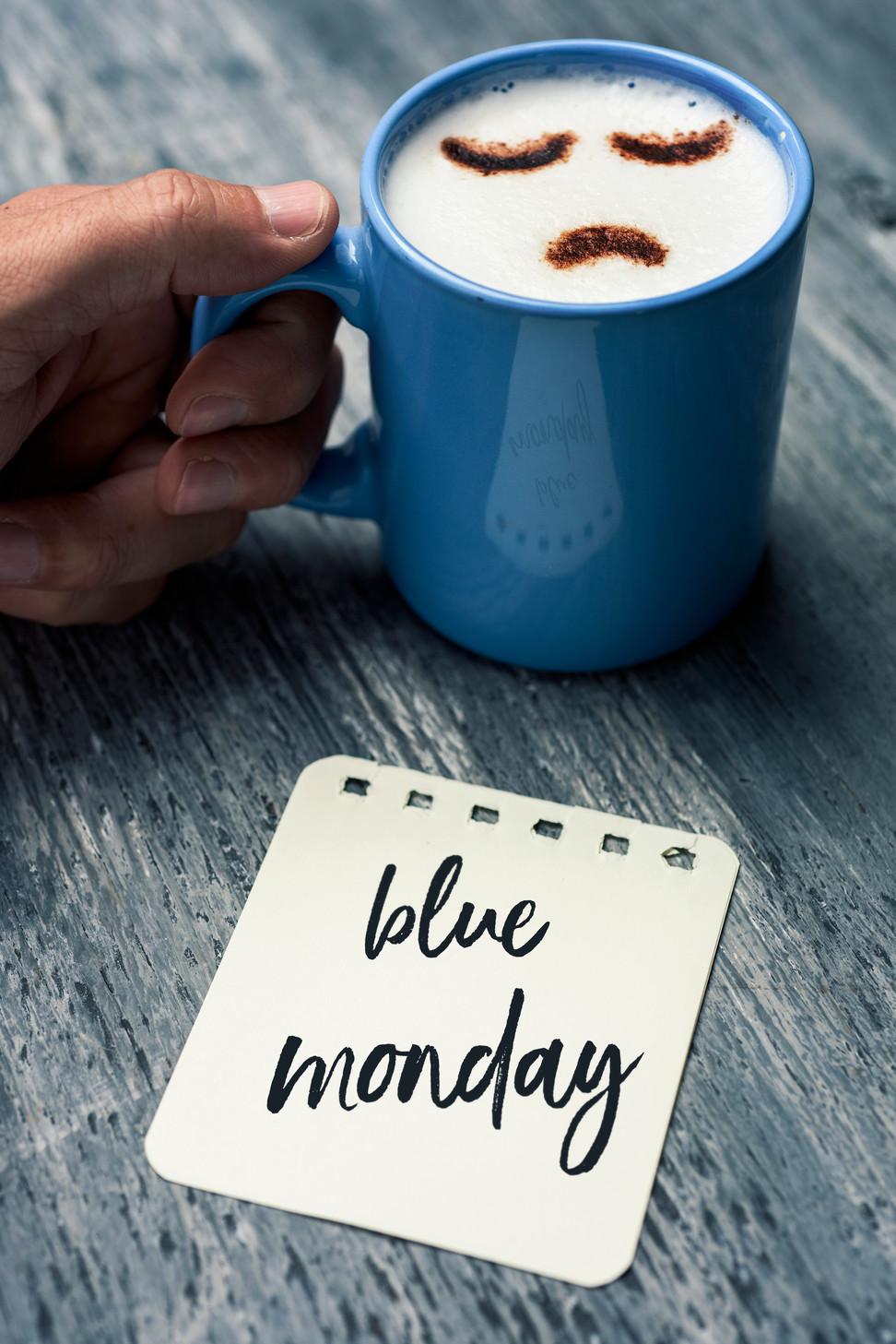 Faites de votre Blue Monday un happy Monday !