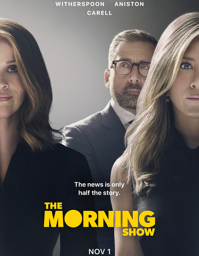 The morning show : la série de l'ère #Meetoo (no spoiler)