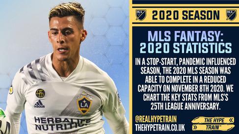 MLS Fantasy 2020: End of Season Statistics Review