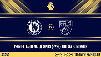 Premier League Match Report (14/07/20): Chelsea 1-0 Norwich