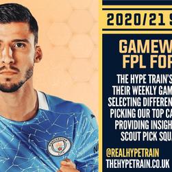 Premier League 2020/21: FPL Gameweek 11 Fantasy Forecast