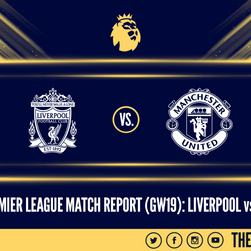 Premier League Match Report (17/01/21): Liverpool 0-0 Man United