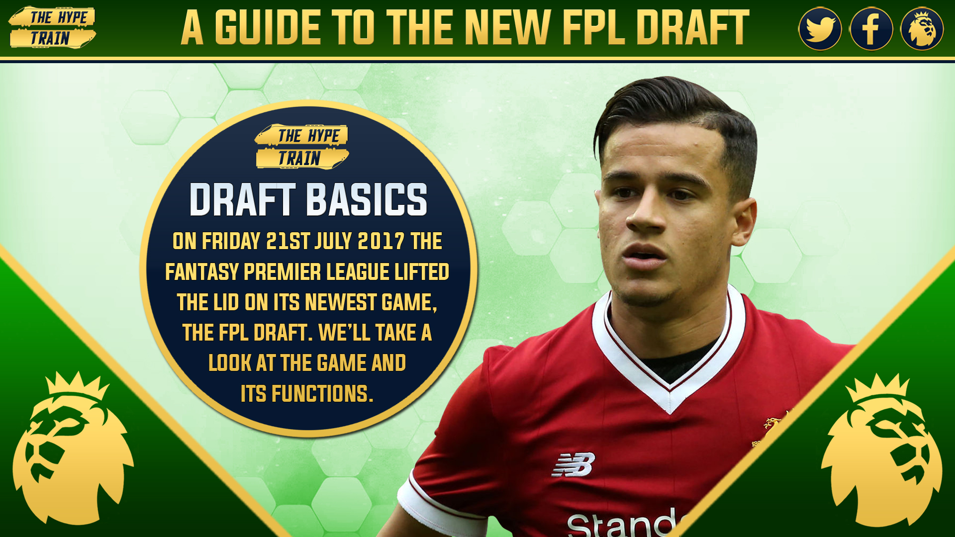 f7fb2eb4692 A Beginner s Guide to the new FPL Draft