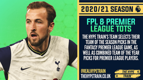 Premier League 2020/21: FPL & PL Team of the Season