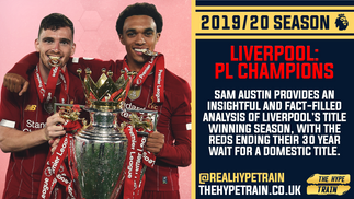 Liverpool: 2019/20 Premier League Champions - A 30 Year Story