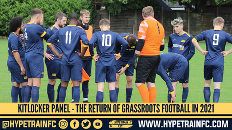 Kitlocker Panel - Talking the Return of Grassroots Football
