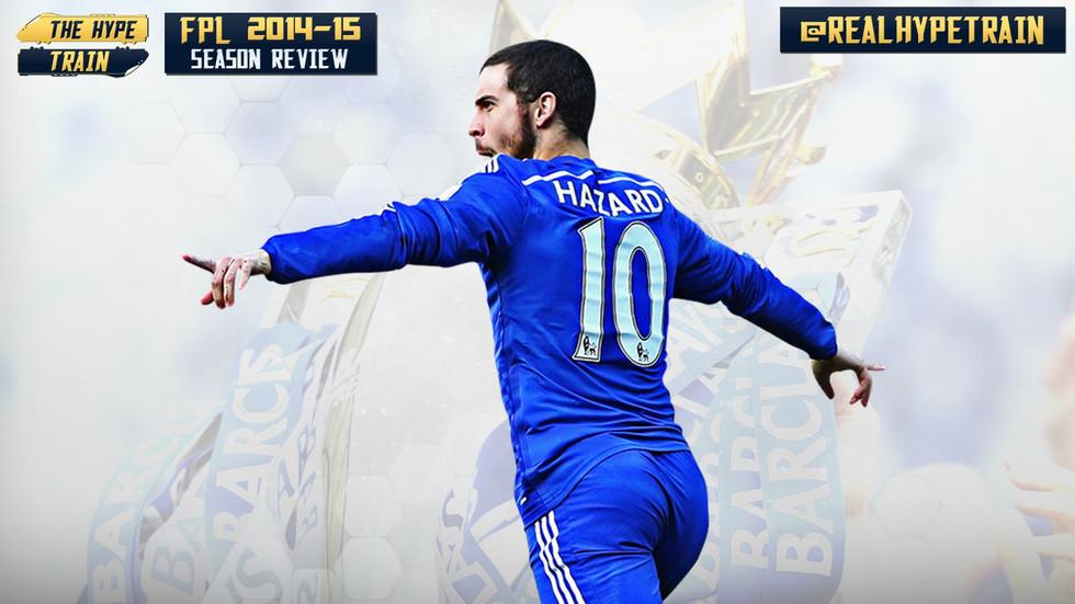 Fantasy Premier League 2014/15: Season Review