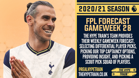 Premier League 2020/21: FPL Gameweek 28 Fantasy Forecast