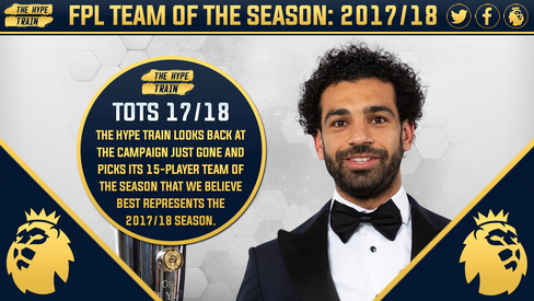 FPL 2017/18 REVIEW: Team of the Season